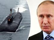 Báo Anh: Nga bất ngờ triển khai thêm nhiều tàu ngầm áp sát Anh Quốc
