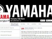 Lại thêm Yamaha bị giả mạo fanpage để lừa đảo