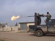 IS chiếm quyền kiểm soát hoàn toàn mỏ khí đốt tại Homs