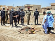 Iraq phát hiện 50 mộ tập thể