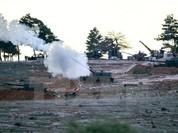 Thổ Nhĩ Kỳ nã đại bác tiêu diệt 55 thành viên IS ở Syria
