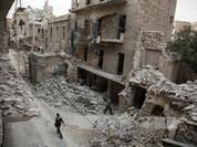 Chính phủ Syria dồn dập dội bom xuống đầu phiến quân ở Aleppo