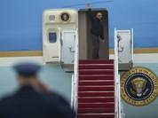 """""""Đóng cửa"""" sân bay Nội Bài đón chuyên cơ của ông Obama"""