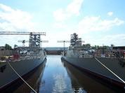 Việt-Nga đang thảo luận đóng thêm hai chiến hạm tàng hình Gepard