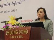 Bộ trưởng Tiến muốn bệnh viện công học hỏi bệnh viện tư
