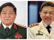 Danh sách 18 tướng lĩnh, sĩ quan trúng cử Quốc hội khóa 14