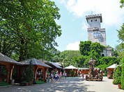 Sochi: thành phố du lịch nổi tiếng nhất của Nga