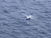 Hình ảnh cuối của máy bay CASA 212 trước khi lao xuống biển