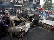 83 người thiệt mạng, 200 người bị thương trong vụ đánh bom của IS tại Iraq
