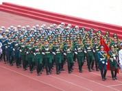 Đại tướng quân đội Việt Nam hưởng lương không quá 13,31 triệu đồng/tháng