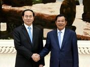 Việt Nam lên tiếng việc facebooker bình luận về Thủ tướng Campuchia