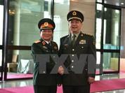 Đại tướng Ngô Xuân Lịch: Cần tuân thủ luật pháp quốc tế về Biển Đông