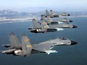 Trung Quốc rầm rộ điều 40 máy bay ra Thái Bình Dương tập trận