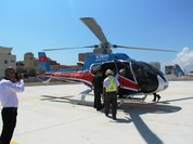 Đã tìm thấy xác máy bay trực thăng bị rơi, 3 phi công tử nạn