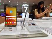 Samsung tiến hành điều tra toàn diện đối với sự cố Galaxy Note 7