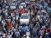 Hà Nội có 14 năm chuẩn bị trước khi cấm xe máy