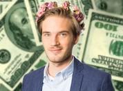 PewDiePie kiếm được hơn 340 tỷ VND từ Youtube trong năm 2016