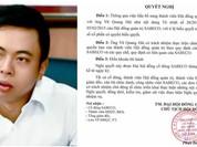 Ông Vũ Quang Hải gửi đơn rút khỏi Hội đồng quản trị Sabeco