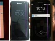 Samsung thừa nhận lỗi sọc màu hồng trên màn hình Galaxy S7 Edge và hứa sửa chữa cho người dùng