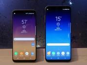 Galaxy S8 Plus với 6 GB RAM/128 GB ROM sẽ được bán ở thị trường ngoài Trung Quốc