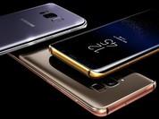 Mạ vàng 24K chiếc Galaxy S8
