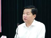 """Ông Đinh La Thăng: """"Tôi xin lỗi Đảng, xin lỗi nhân dân, xin lỗi đồng chí Tổng Bí thư..."""""""