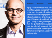 Tổng kết Microsoft BUILD 2017: Vô cùng buồn ngủ nhưng lại đánh dấu sự bất tử của hoàng đế Microsoft!