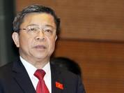 Xem xét cho thôi nhiệm vụ đại biểu Quốc hội với ông Võ Kim Cự