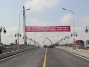 Hải Phòng: Một doanh nghiệp lập kỷ lục xây cầu bê tông vĩnh cửu trong 50 ngày
