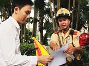 Bộ Tư pháp lý giải việc phạt xe không mang giấy tờ gốc