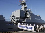 Việt Nam sắp nhận thêm hai chiến hạm tàng hình Gepard uy lực mạnh hơn