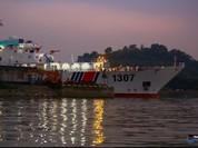 Tàu cá Trung Quốc đâm nhau trên Biển Hoa Đông, 17 người mất tích