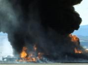 Video: Máy bay ném bom B-52 của Mỹ rơi trên đảo Guam