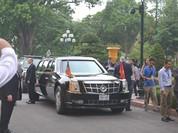 """Đại sứ Ted Osius: """"Nếu tình cờ gặp Tổng thống, hãy vẫy tay chào ông ấy"""""""