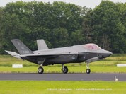 Xem máy bay quân sự phô diễn sức mạnh tại triển lãm hàng không ở Hà Lan