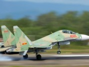 Trung Quốc đang theo dõi chặt sự cố  máy bay chiến đấu Su-30MK2 của Việt Nam