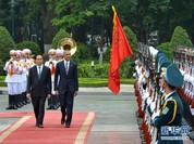 Báo Trung Quốc bỗng dưng lại bàn về chuyến thăm Việt Nam của Tổng thống Obama
