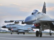Ấn Độ tố máy bay chiến đấu Trung Quốc xâm phạm không phận