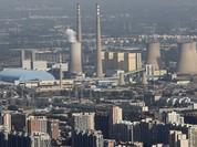 Thủ đô Bắc Kinh của Trung Quốc đang thụt dần