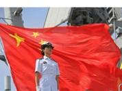 Trung Quốc tăng sức mạnh mềm hải quân bằng cách mạnh tay loại bỏ tham nhũng trong quân đội