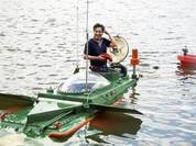 Báo Nga: Thử tàu ngầm mini tư nhân sáng chế lần đầu trên biển tại Việt Nam