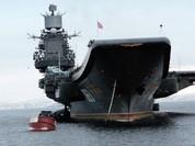 Nga dùng tàu sân bay Kuznetsov sẽ thay thế tàu đổ bộ lớp Mistral