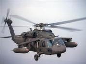 Rơi trực thăng chở nhiều sỹ quan Thổ Nhĩ Kỳ