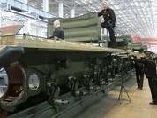Cha đẻ xe tăng Armata đã chế tạo máy xúc mới siêu mạnh