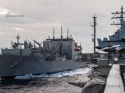 Lực lượng đặc nhiệm Hải quân Mỹ đã đến Biển Đông
