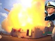 Tàu Trung Quốc tập trận phi pháp ở Hoàng Sa bộc lộ lỗi ngớ ngẩn khi phóng tên lửa