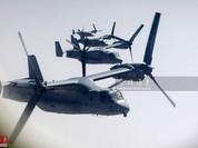 Nhật tiếp tục mua 4 máy bay Osprey Mỹ, trang bị cho tàu sân bay trực thăng