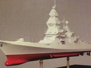 """Khu trục hạm mang 70 quả tên lửa mới của Nga khiến các đô đốc Mỹ """"mất ăn mất ngủ""""?"""