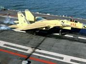 """Báo Nga: Trung Quốc khoe sức mạnh tàu Liêu Ninh là thể hiện """"sẵn sàng chiến tranh"""""""