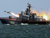 Tàu hộ tống mang tên lửa Molnya Nga cho Ai Cập mượn đã đi vào hoạt động